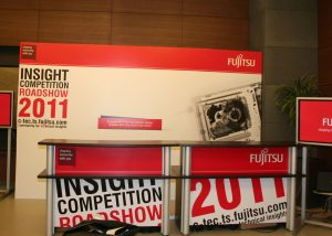 event-communication-fujitsu-welcome-desk
